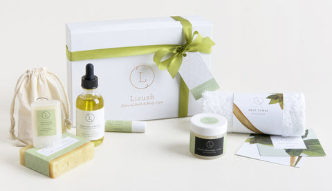 Lemongrass for your man - FREE SHIPPING!