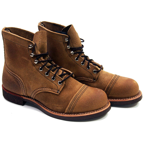 Red Wing Heritage Iron Ranger Boots 8083