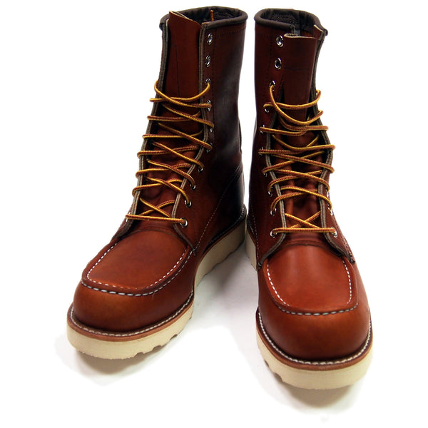 Red Wing Heritage Moc Toe Boots 877