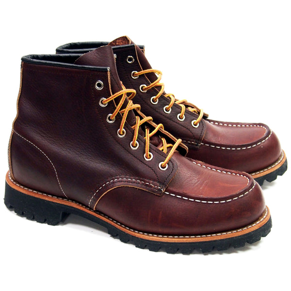 Red Wing Heritage Moc Toe Boots 8146