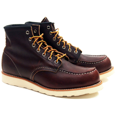 Red Wing Heritage Moc Toe Boots 8138
