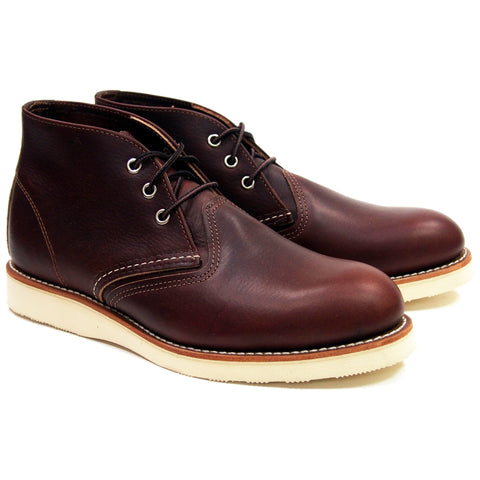 Red Wing Heritage Chukkas 3141