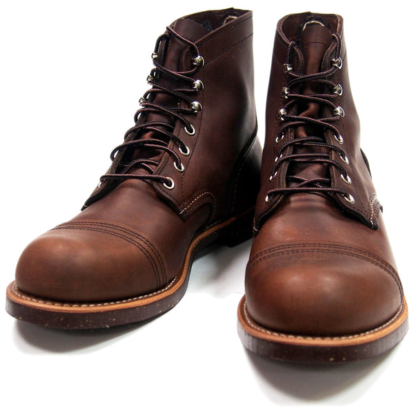 Red Wing Heritage Iron Ranger Boots 8111