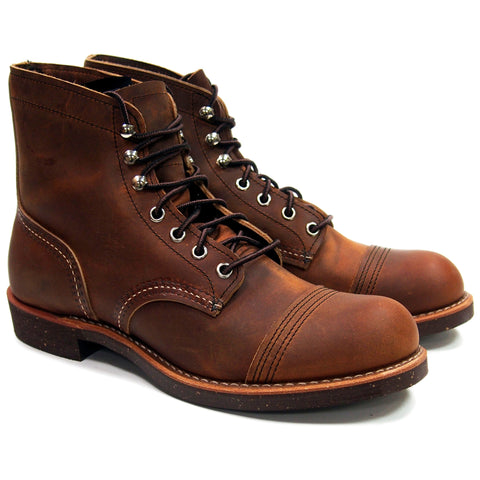 Red Wing Heritage Iron Ranger Boots 8085