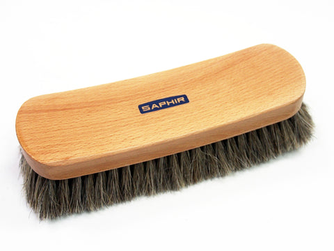 Saphir Medium Horsehair Brush