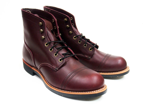 Red Wing Heritage Iron Ranger Boots 8119