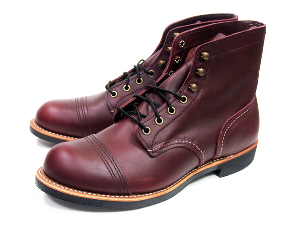 9548d3db4ec Red Wing Heritage Iron Ranger Boots 8119