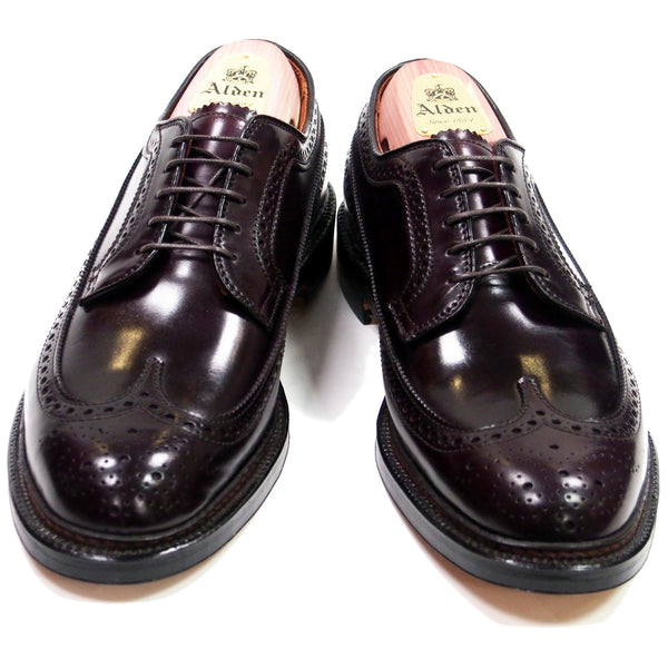 What Color Is Cordovan Shoe Polish