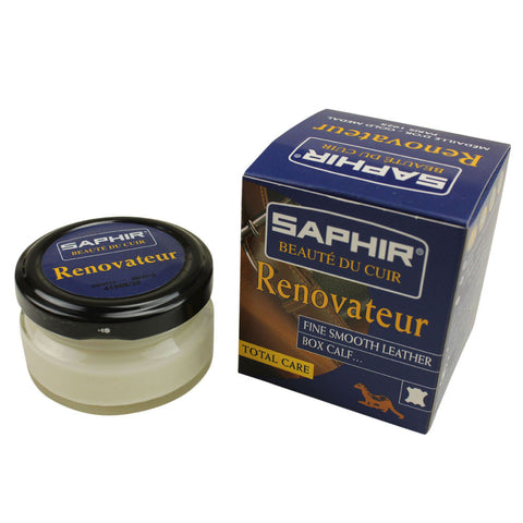 Saphir Renovateur - Leather Cleaner and Conditioner