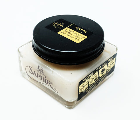 Saphir Medaille d'Or Nappa Leather Balm