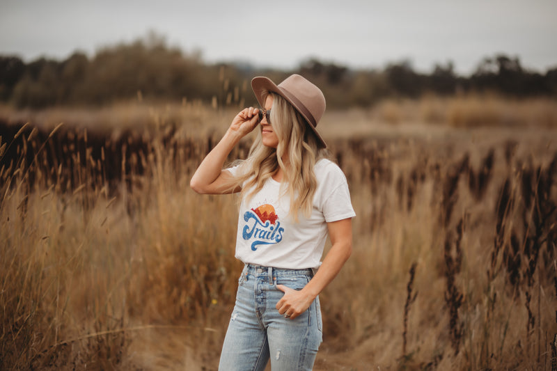 Happy Trails Tee