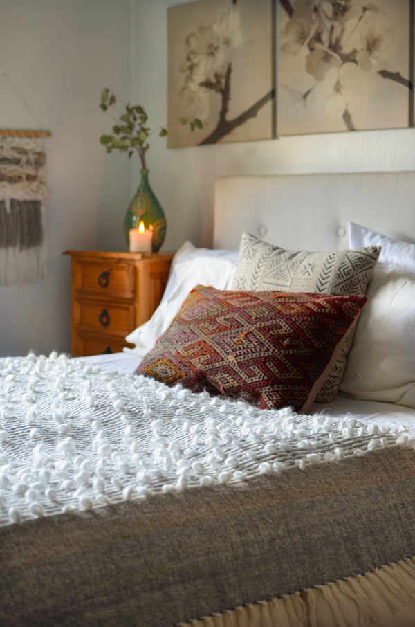 Birch Blanket Throw