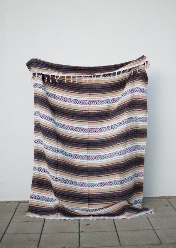 "The ""Sahara"" blanket"