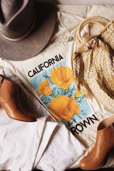 California Grown Tee