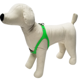 Green Neon No-Choke Dog Harness