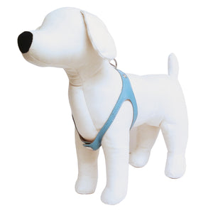 Baby Blue No-Choke Dog Harness