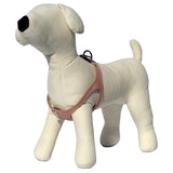 Pink Pearl Smooth No-Choke Dog Harness