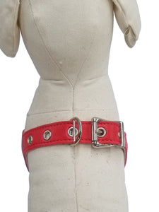 Red Sport No-Choke Dog Harness