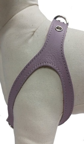 Lavender No-Choke Dog Harness