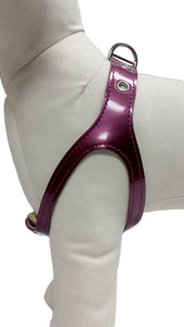 Shimmer and Shine Purple Patent No-Choke Dog Harness