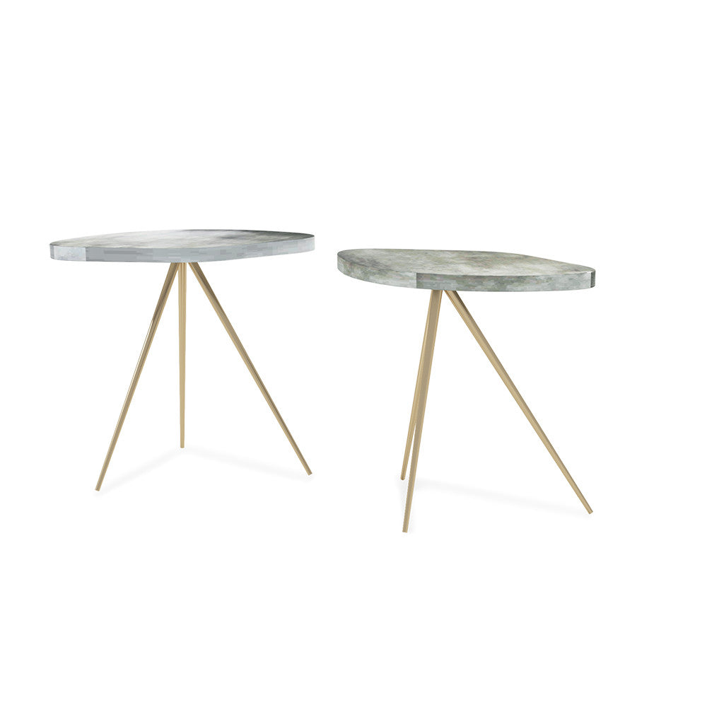 TRIANGLE, Side table//Table d'appoint  - SORS