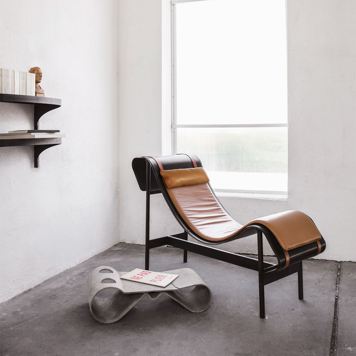 CHARLOTTE, Chaise Lounge//Méridienne, Dante Goods and Bads  - SORS