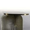 EGG TABLE, Side table//Table d'appoint  - SORS