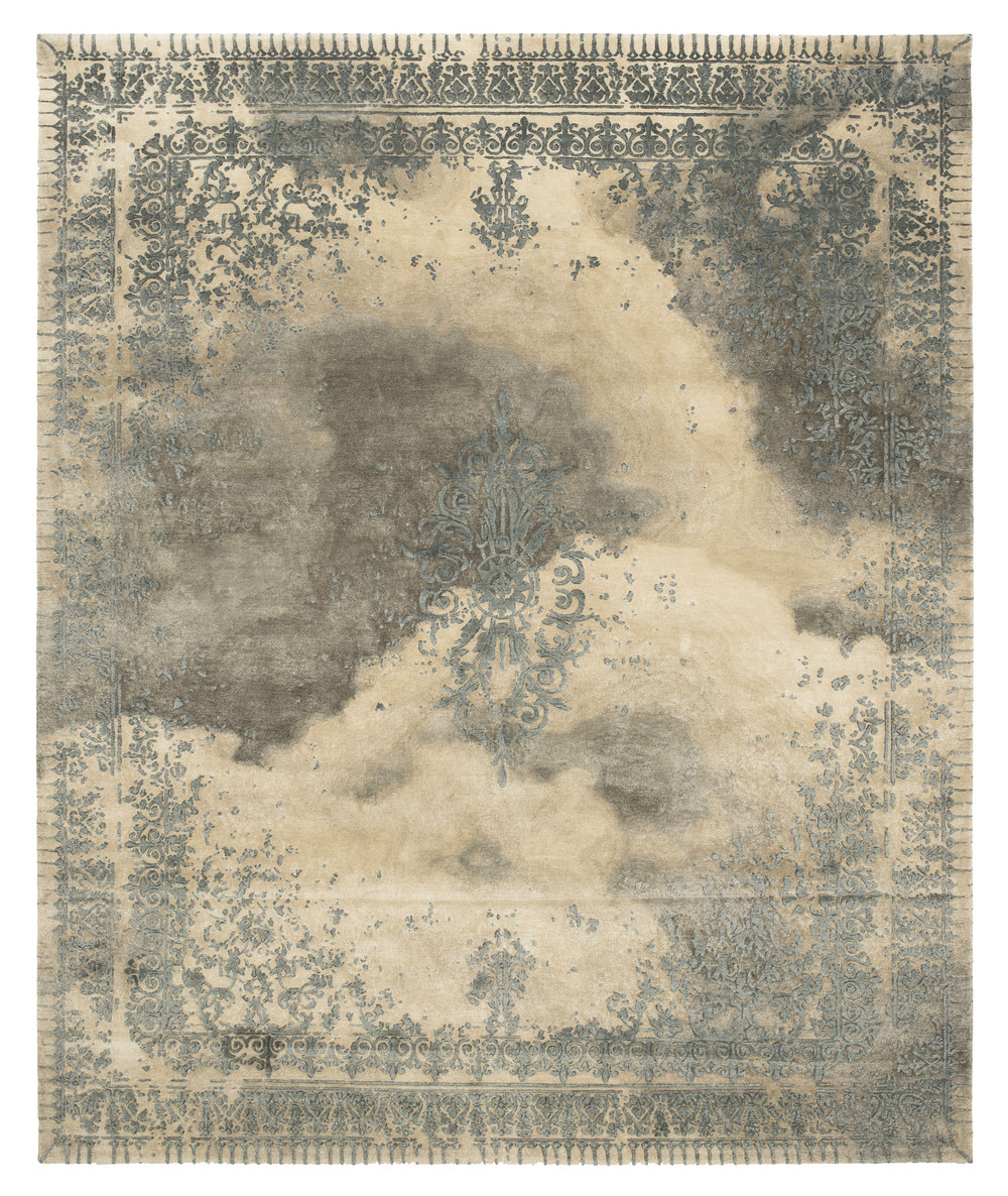 FERRARA CLOUD SPECIAL ROCKED, Rugs//Tapis, Jan Kath  - SORS