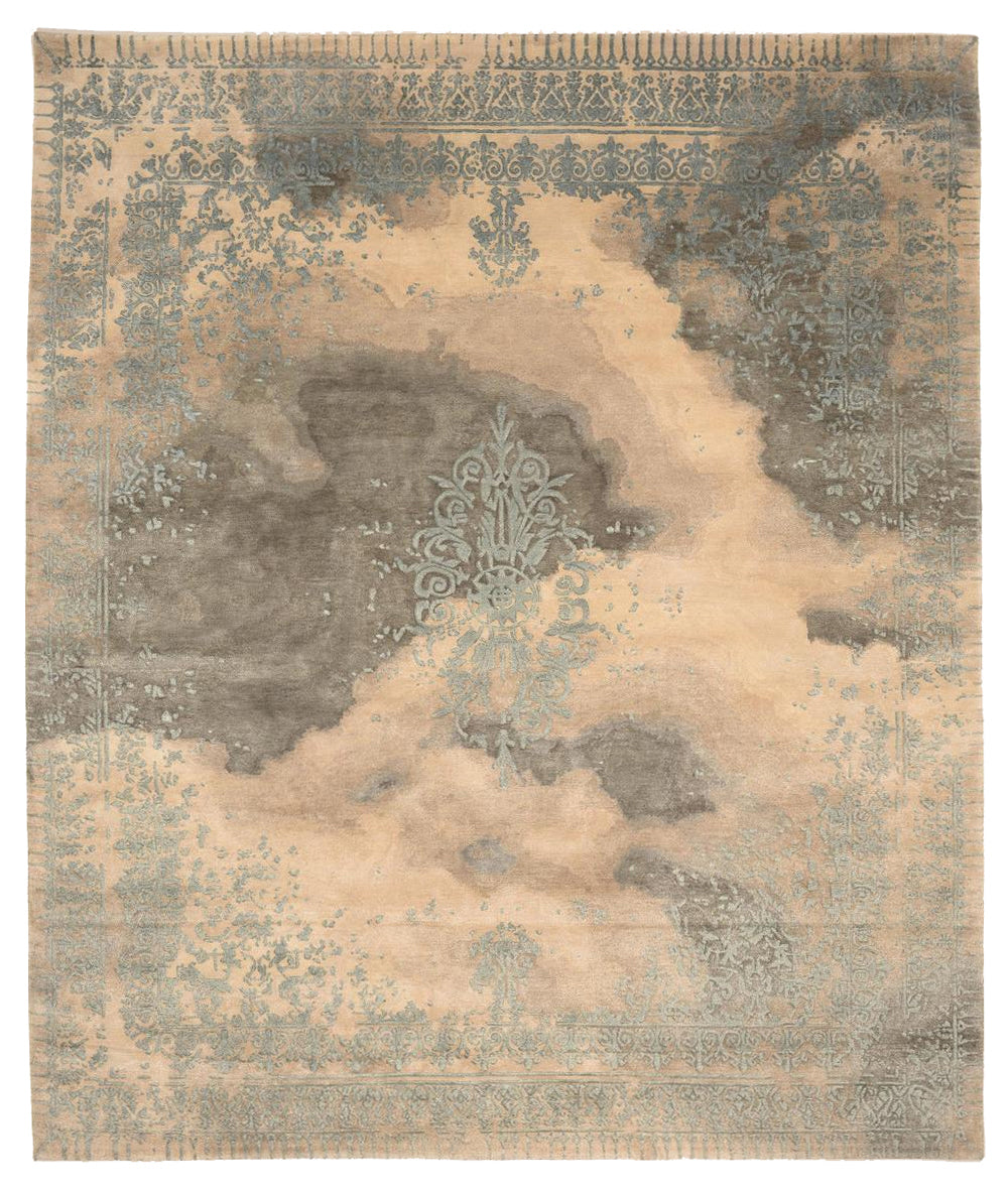 FERRARA CLOUD SPECIAL ROCKED II, Rugs//Tapis, Jan Kath  - SORS