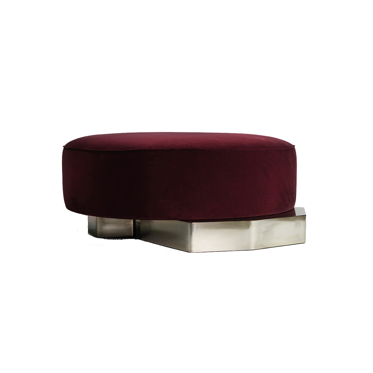 FLAT POUF, Ottoman//Pose-pieds, Privatiselectionem  - SORS