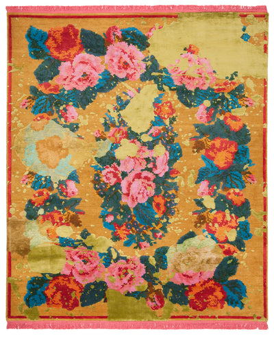 JANKA SPLASHED, Rugs//Tapis, Jan Kath  - SORS