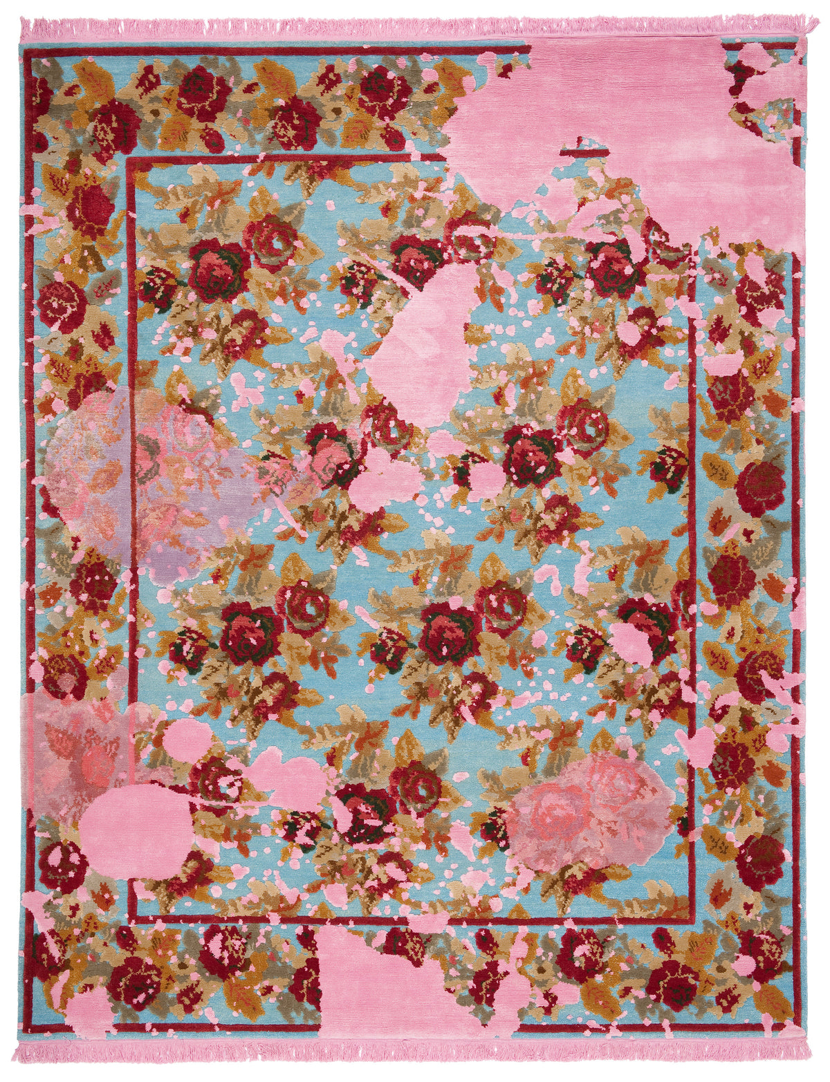 KARABAGH SPLASHED, Rugs//Tapis, Jan Kath  - SORS