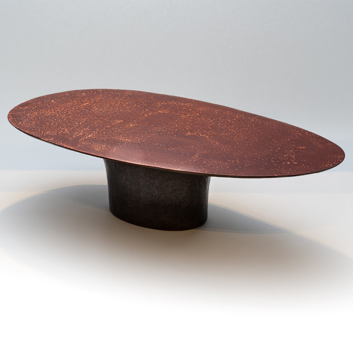 NR19/V1 COPPER, Center and dining tables//Tables à manger et de séjour, PRIVATISELECTIONEM  - SORS