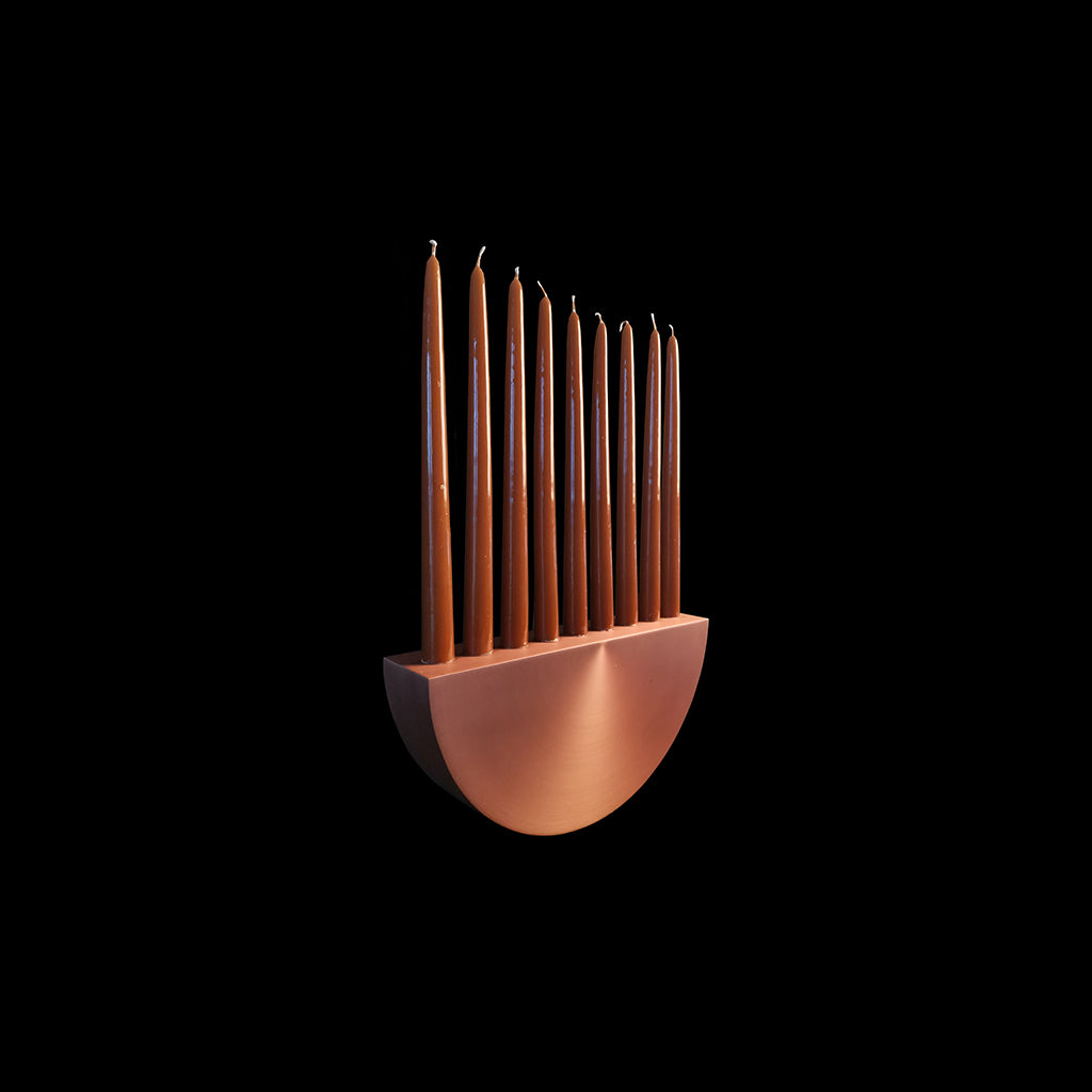 PLAY WITH FIRE COPPER, Collectible Objects//Objets Collectinneur, William Guillon  - SORS