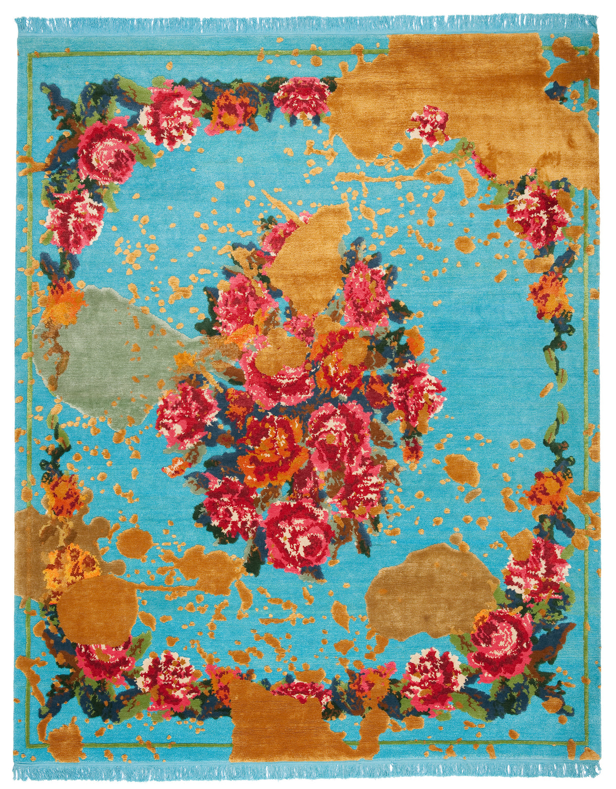 SOFINKA SPLASHED, Rugs//Tapis, Jan Kath  - SORS