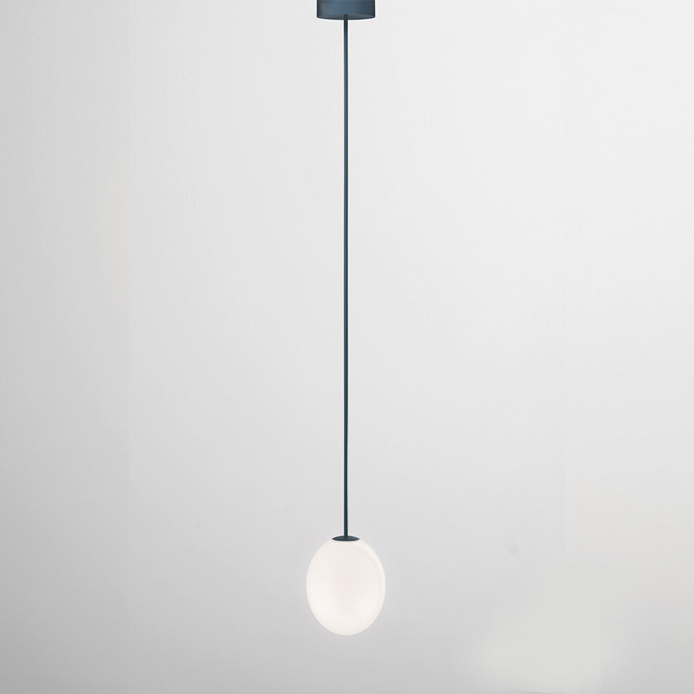 THE PHILOSOPHICAL EGG PENDANT ROD, Suspensions, Michael Anastassiades  - SORS