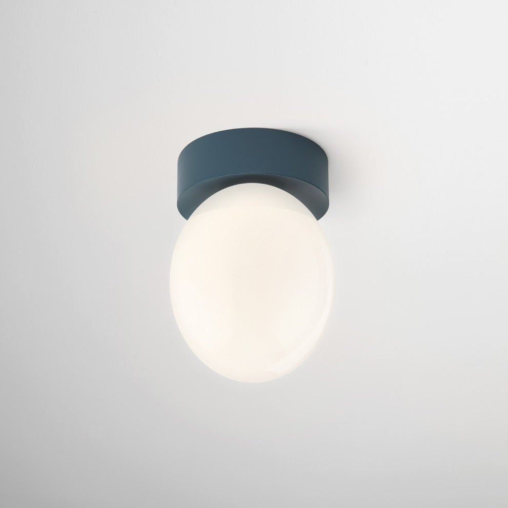 THE PHILOSOPHICAL EGG SHORT CEILING ROSE, Suspensions, Michael Anastassiades  - SORS