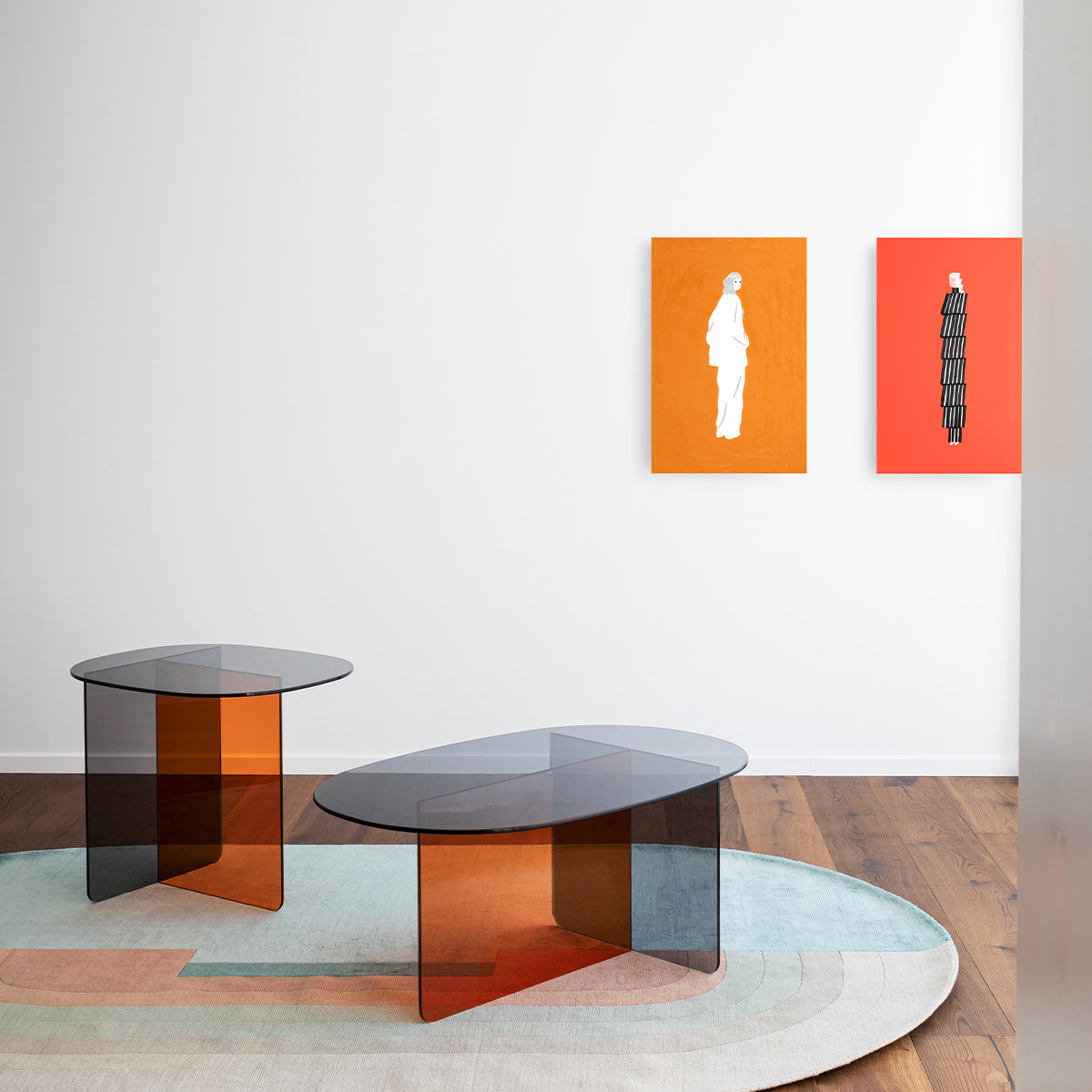 CHAP, Coffee table//Table basse, Miniforms  - SORS