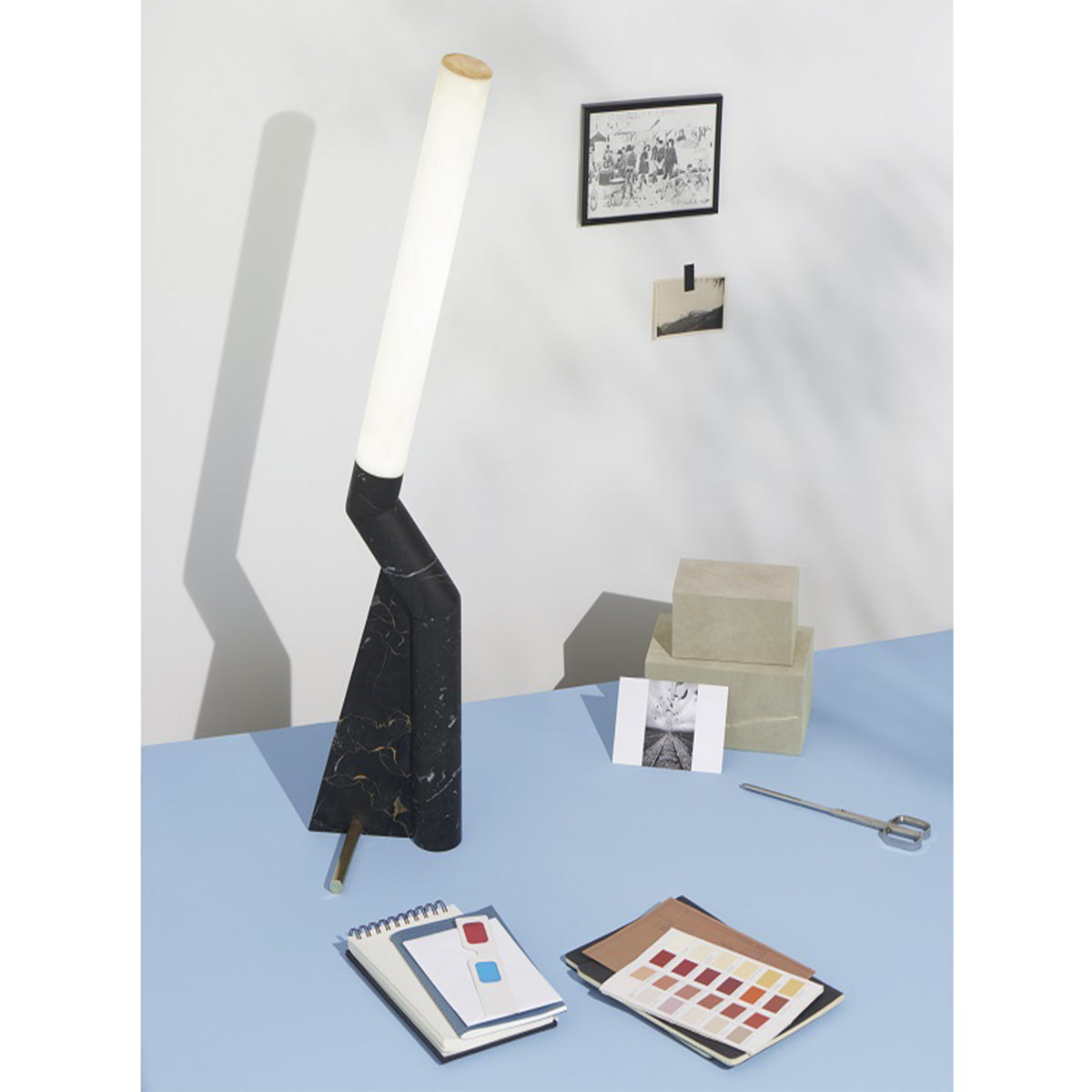 HERON, table lamp, Mmairo  - SORS
