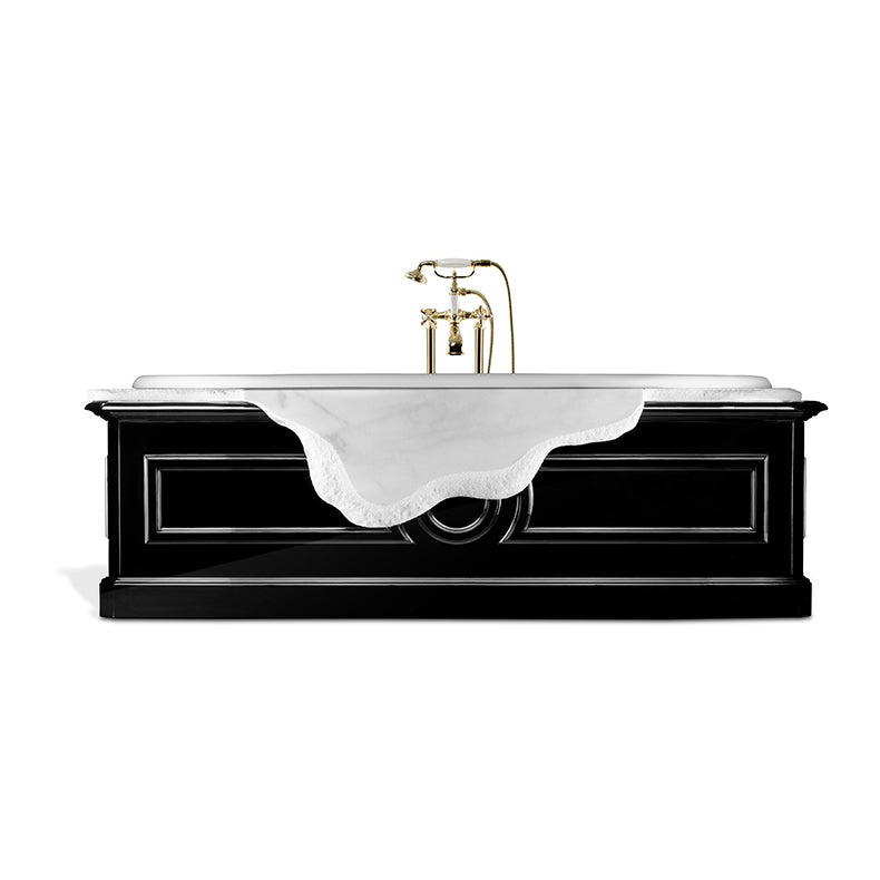 PETRA BATHTUB, Bathroom//Salle de bain  - SORS