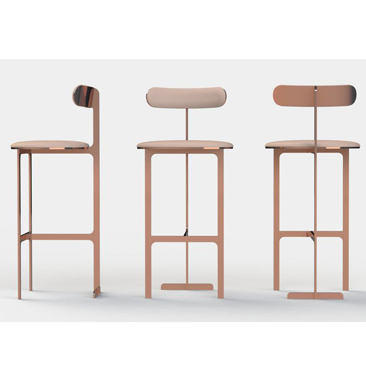 PARK PLACE STOOLS, Stool//Tabouret, MAN OF PARTS  - SORS