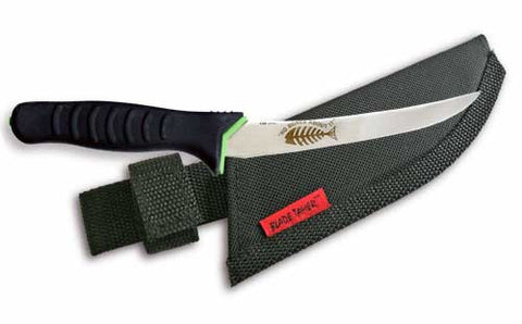 "Super flex 6"" fillet knife and sheath - No Bones About it"