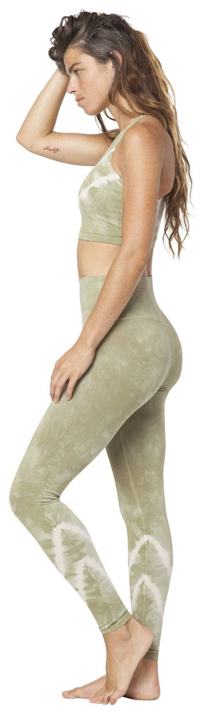 Electric & Rose - Sunset Leggings in Jungle / Sand