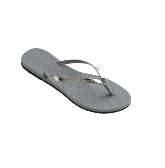 Havaianas - Sandals - Metallic Steel Grey