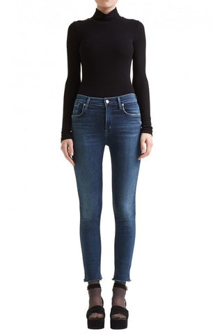 Agolde Denim - Sophie High Rise Skinny - Claremont