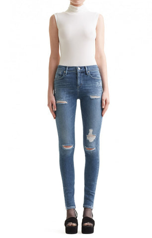 Agolde Denim - Sophie High Rise Skinny - Cannes