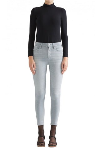Agolde Denim - Sophie High Rise Skinny Crop - Fame
