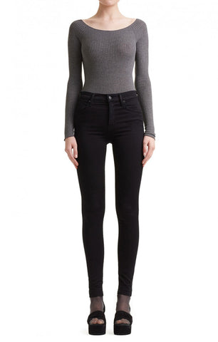 Agolde Denim - Sophie High Rise Skinny - Luxe