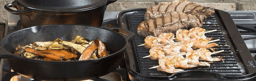 Maintaining Your Cast Iron Cookware