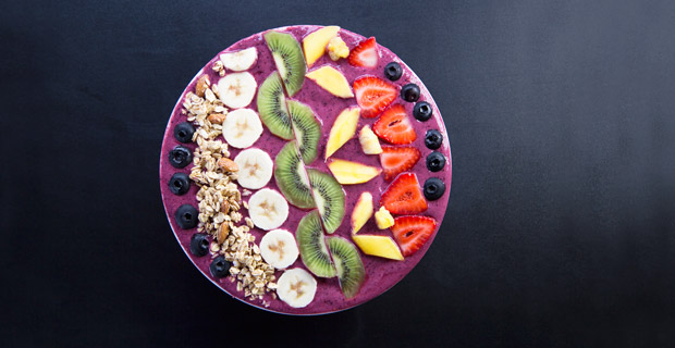 BERRY BONANZA SMOOTHIE BOWL